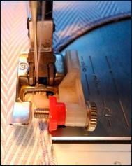 Подрубочные швы на тонких тканях