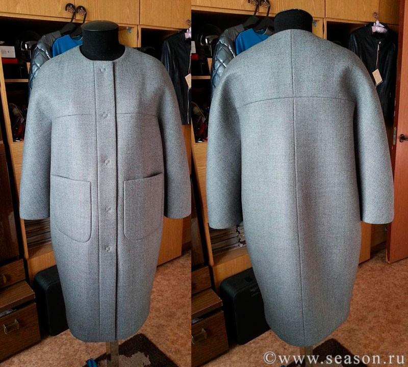 Шьем женское пальто своими руками 73