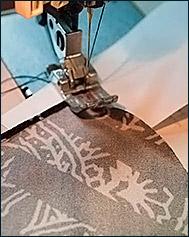 Швы для шитья шёлковых тканей