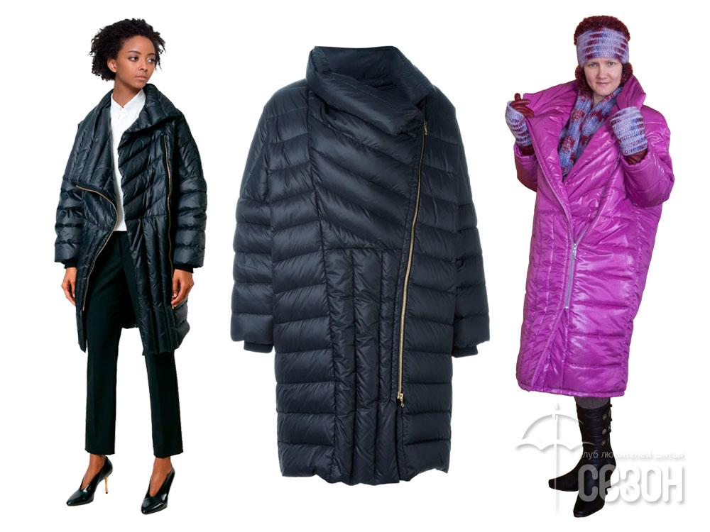 Стеганое пальто на синтепоне выкройка