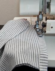 Хлопчатобумажный трикотаж – принципы шитья
