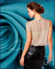 Блузочные ткани