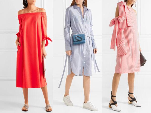 Ткань Для Платья-Рубахи И Платья-Пальто