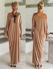 Асимметричное платье от Synthia Psarru