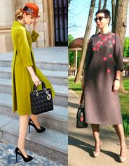 Моделирование платья со складками