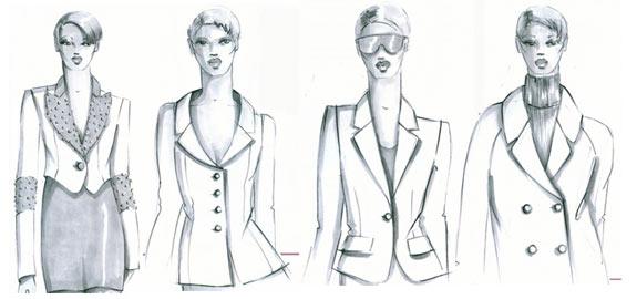 Женская Блузка Курсовая Работа По Конструированию